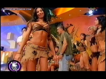 Ximena Capristo hot indian outfit