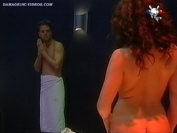 Florencia Peña naked ass crack